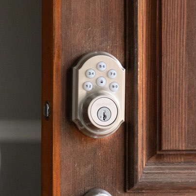 San Bernadino security smartlock