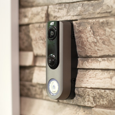 San Bernadino doorbell security camera